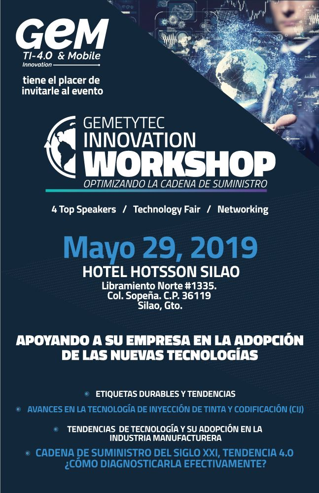 Gemetytec Innovation Workshop